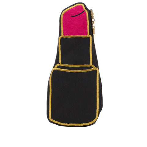 Lipstick Pop Make-up Bag Pink