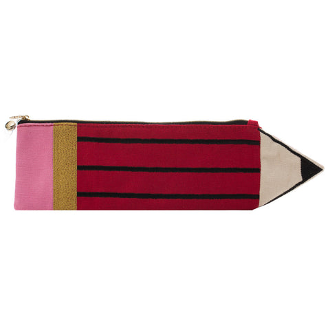Pencil Case Red