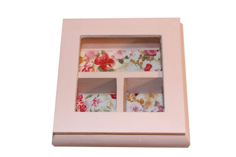 Small Jewellery Box - Hand-Painted