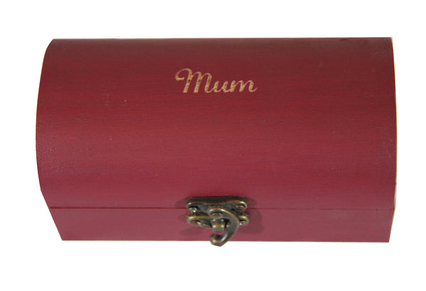 Personalised Keepsake Chest - (Small)
