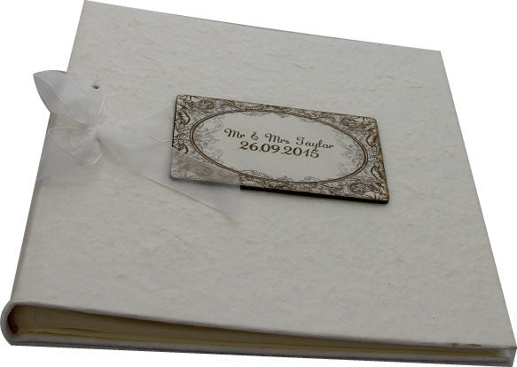 Personalised Photo Album - Christening/Wedding