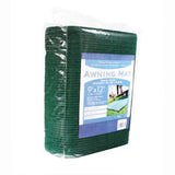 AWNING MAT 9 X12  GREEN