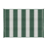 6'X9' OUTDOOR MAT-GREEN S