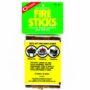 12PK FIRE STICKS
