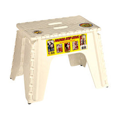 12 STEP STOOL BEIGE