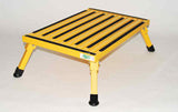XL FOLDING STEP YELLOW