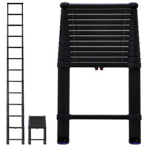 16' BLACK TACTICAL LADDER
