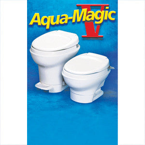 AQUA-MAGIC V PEDAL LOW WH