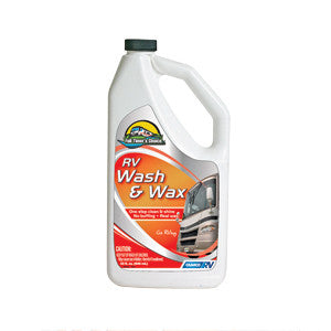 WASH & WAX 32OZ