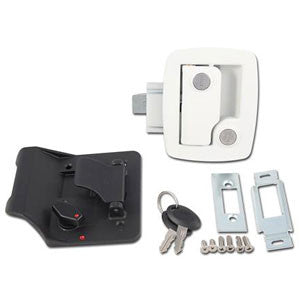 BAUER TRAVEL TRAILER LOCK