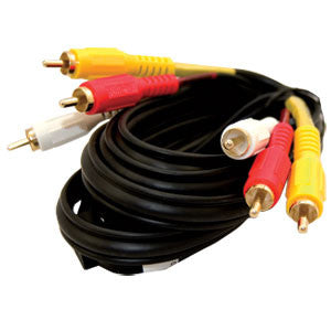 12FT A/V RCA CABLE