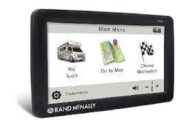 RANDY MCNALLY RV GPS