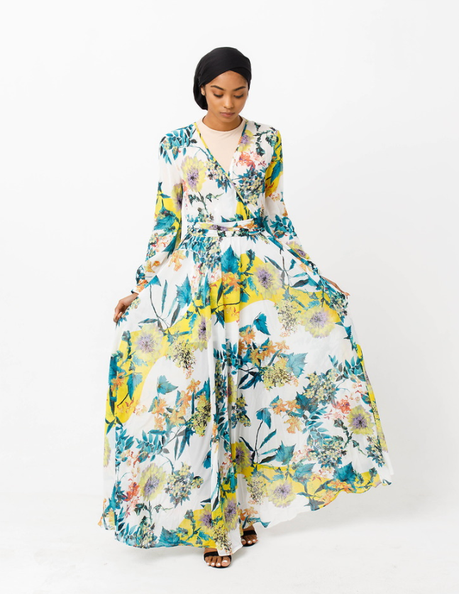 Ark & Co Samara Maxi Dress