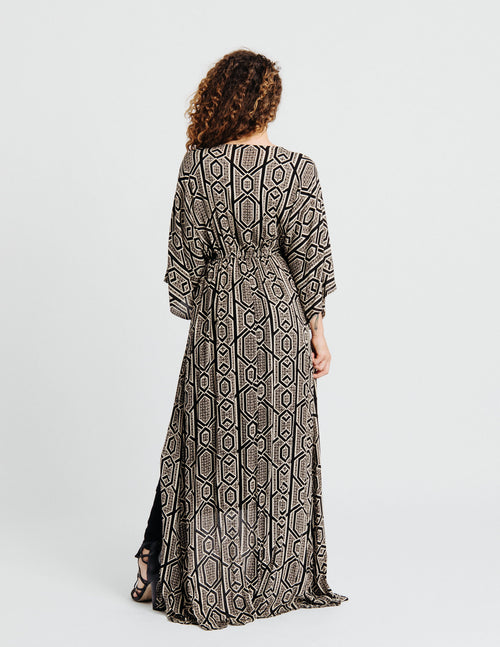 Rani Maxi Kaftan Cover Up