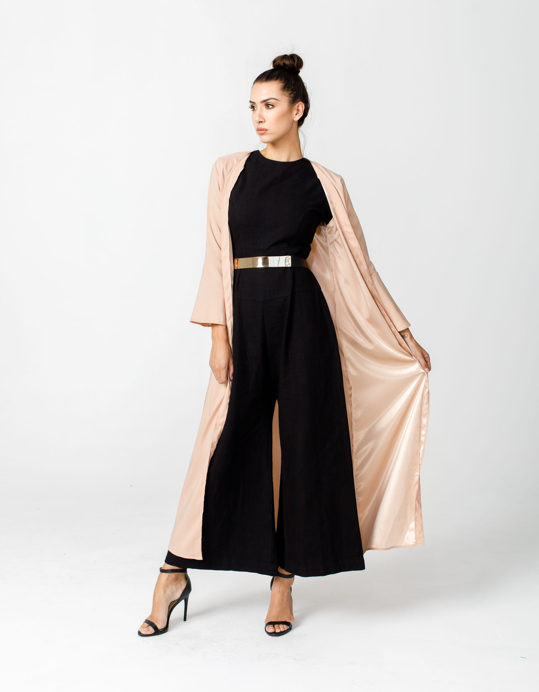 Peony Pink Duster