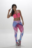 Pattern Leggings for Sports