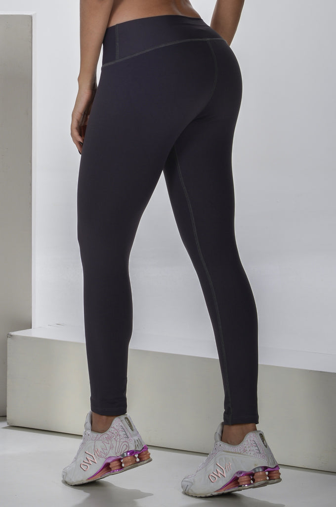 gray butt lift leggings