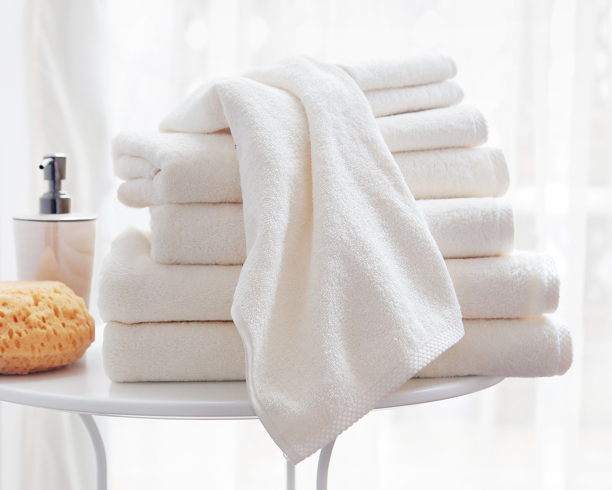 5 Secrets to Washing Luxury Towels