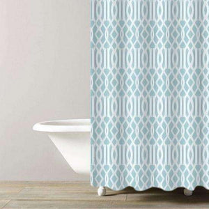 Luxe Hotel 100% Cotton Shower Curtains - Luxor Linens