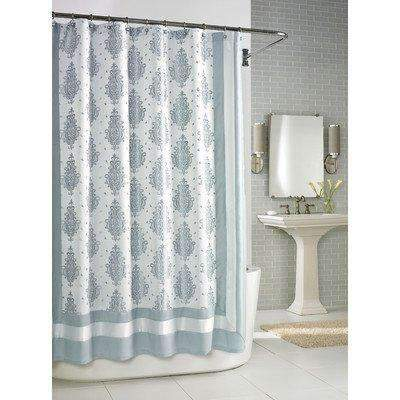 Kingsley Shower Curtain - Luxor Linens