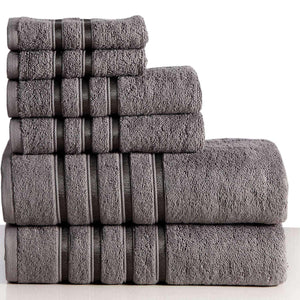 Bonifacio Egyptian Cotton Luxury Towel Set - Luxor Linens