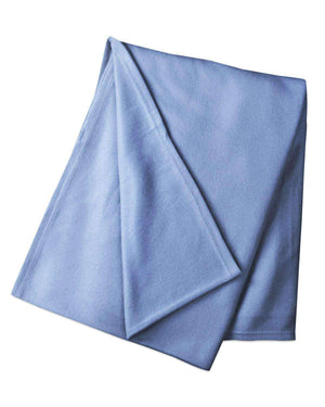 Fleece Throw Blanket - Lontano Line - Luxor Linens