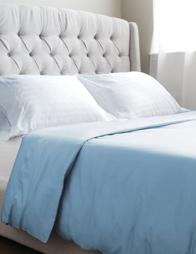 Adriana Sateen Egyptian Cotton Duvet Cover