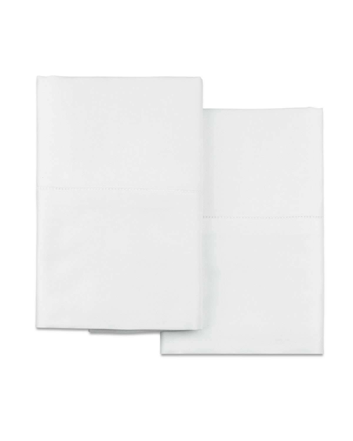 Amarante Egyptian Cotton Sateen Pillowcases (Set of 2)