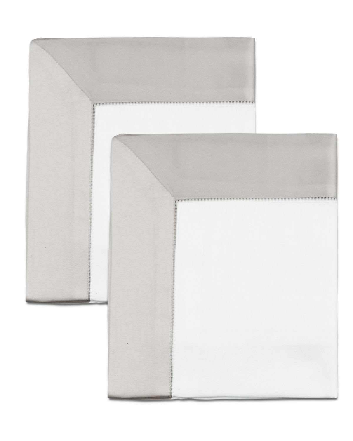 Amarante Egyptian Cotton Sateen Sham - Luxor Linens
