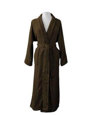 Andara Supima cotton Luxury Bathrobe - Luxor Linens