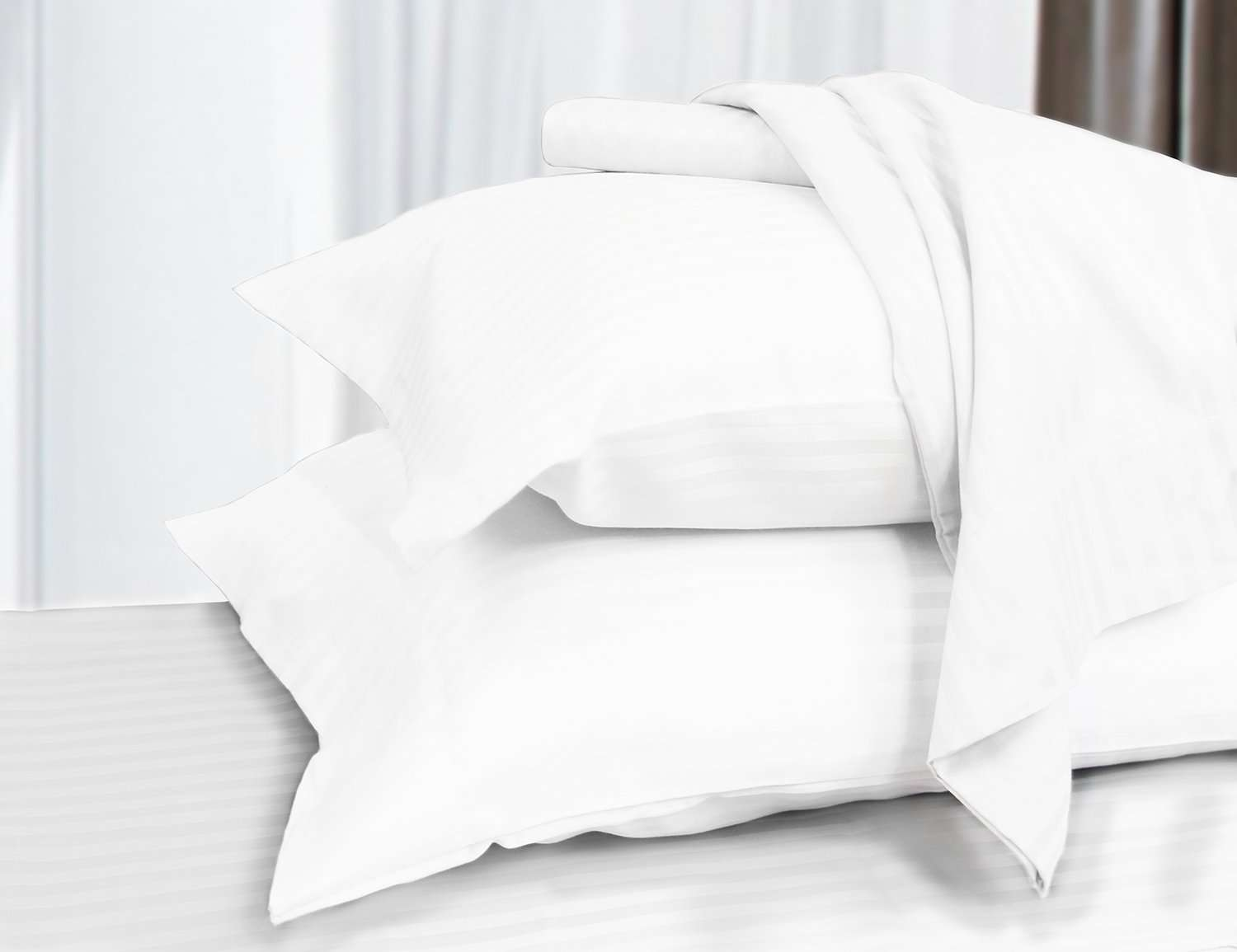 Anina Pillow Cases - Luxor Linens