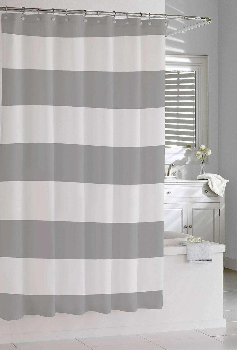 Arielle Stripe Shower Curtain