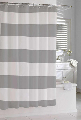 Arielle Stripe Shower Curtain - Luxor Linens