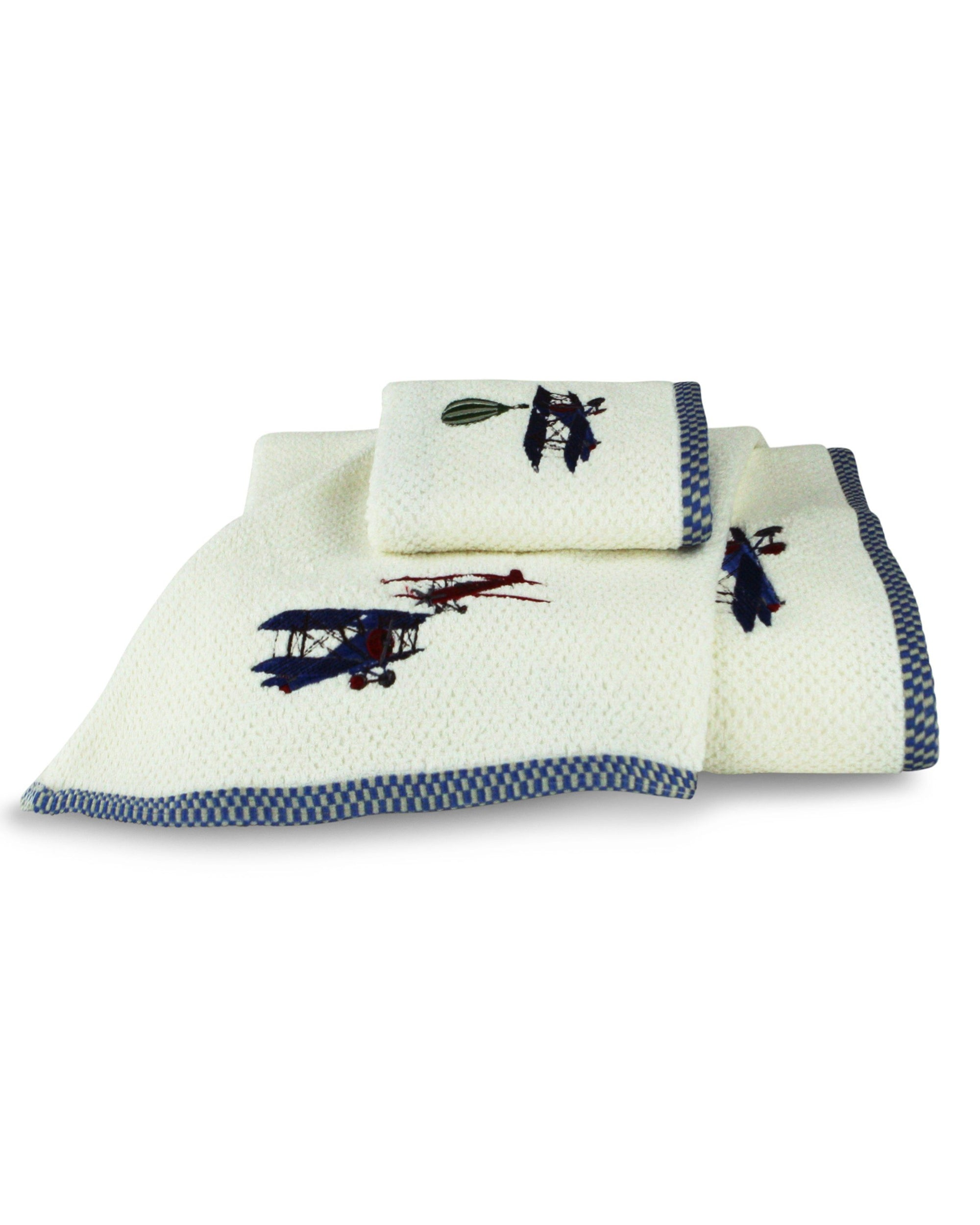 Bambi In-Flight 100% Egyptian Cotton Towels
