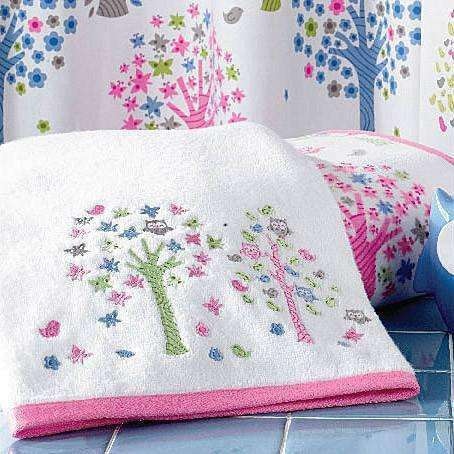 Bambi Merry Meadow 100% Egyptian Cotton Towels