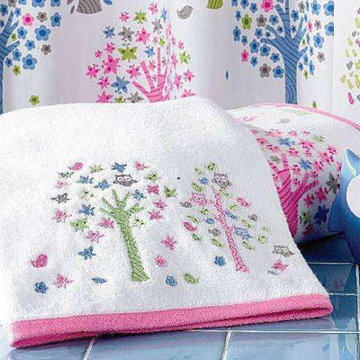 Bambi Merry Meadow 100% Egyptian Cotton Towels - Luxor Linens