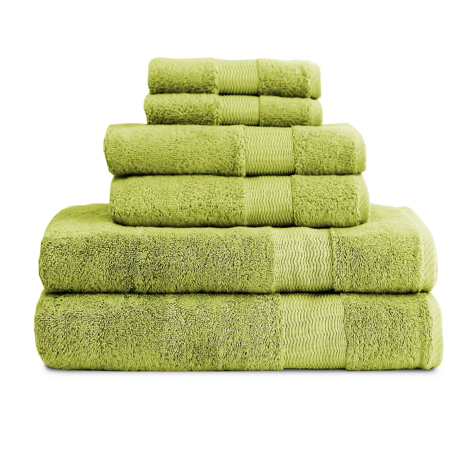 St. Tropez 100% Supima Cotton Spa Towels