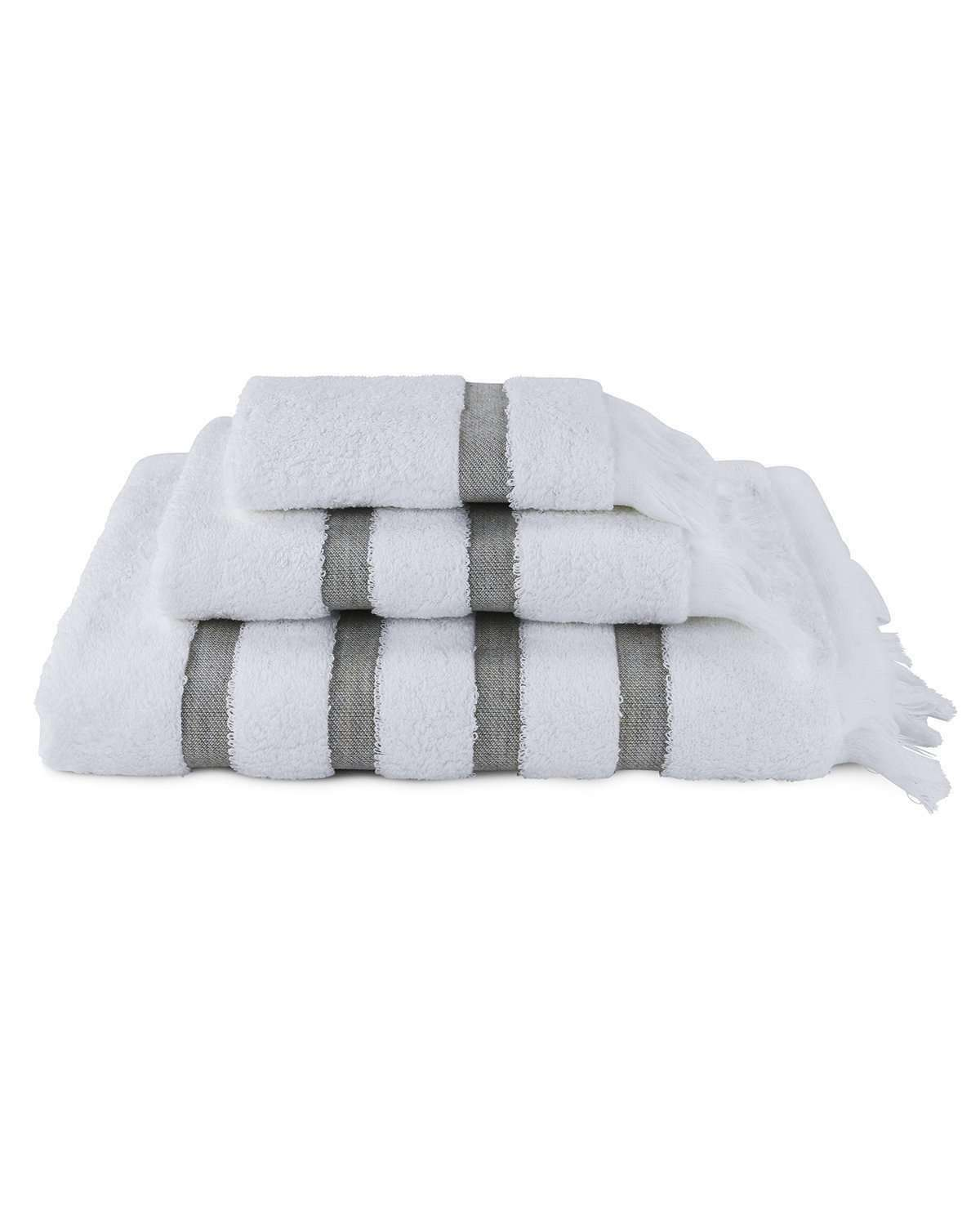 Bari 100% Combed Ring Spun Cotton Towels