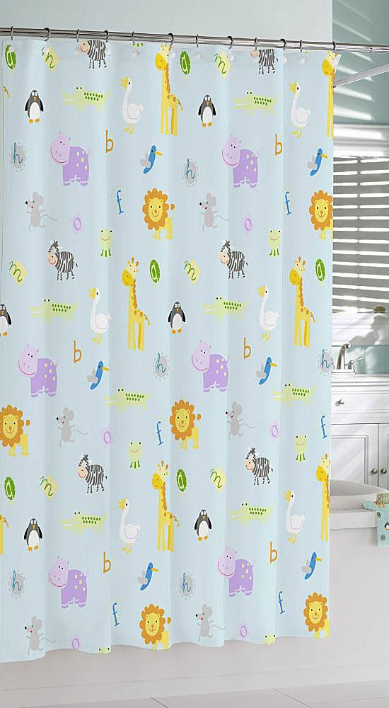 Bambini Shower Curtain