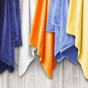 Bora Bora Egyptian Cotton Resort Beach Towel Collection - Luxor Linens