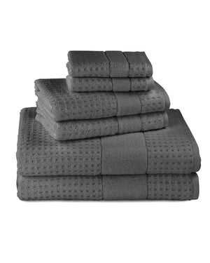 Borso Combed Turkish Cotton Towels - Luxor Linens