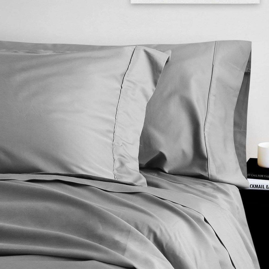 Delano Organic Pillow Cases - Luxor Linens
