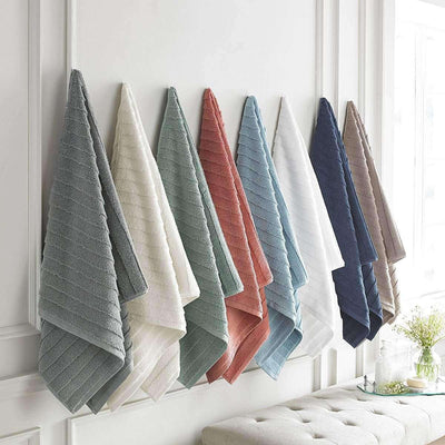 Carmelina 100% Extra Long Staple Turkish Cotton Towels - Luxor Linens