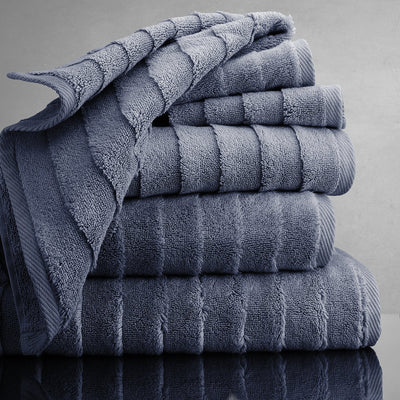 Carmelina 100% Extra Long Staple Turkish Cotton Towels