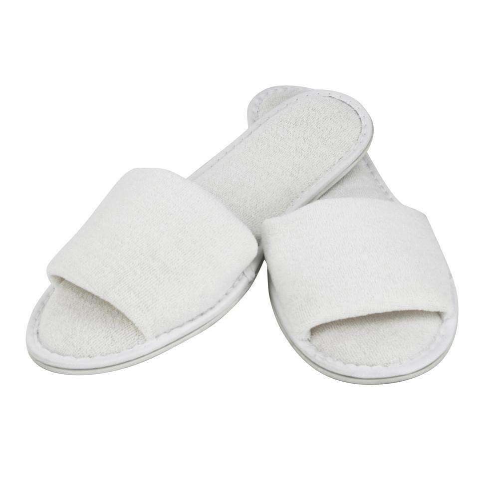 Catalina Terry Weave Spa Slippers - Luxor Linens