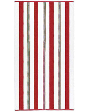 Cirali Striped Shower Curtains - Luxor Linens