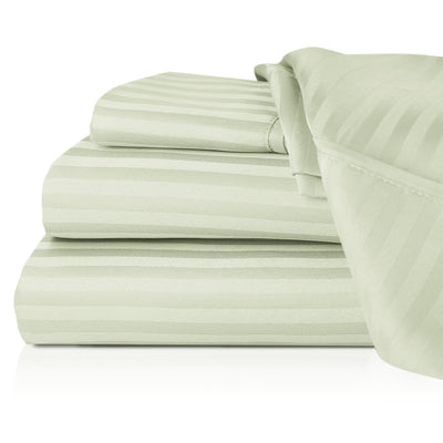 Anina 1000 Thread Count Cotton Soft Sheets with Different Patterns
