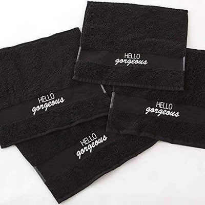 Hello Gorgeous Makeup Eraser 4-pcs - Luxor Linens