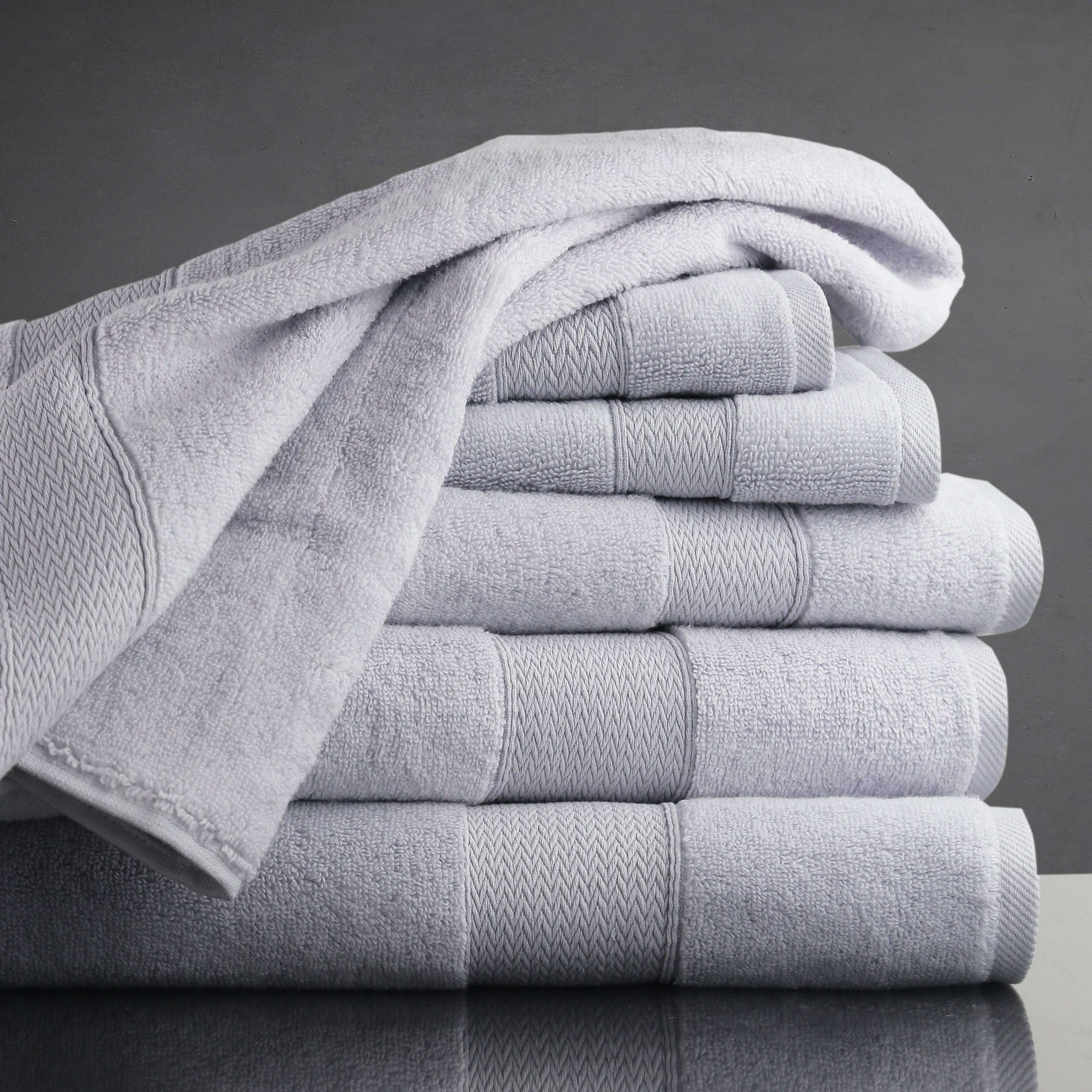 Ezio Long Staple Turkish Luxury Towels Collection - Luxor Linens