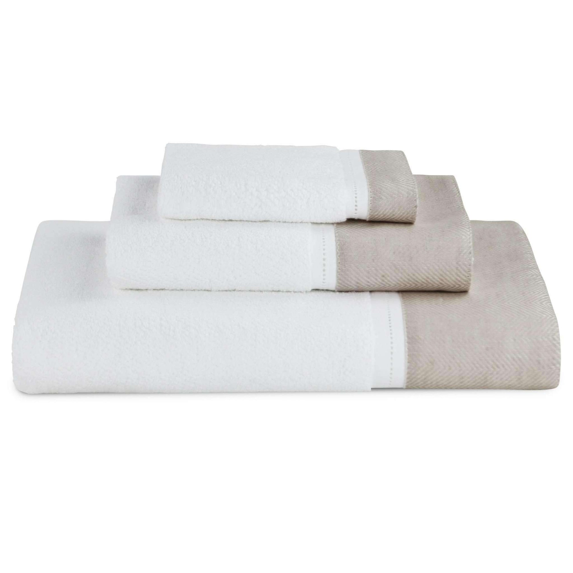 Fabritzio Organic Cotton Luxury Towels Collection - Luxor Linens